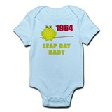 1964 Leap Year Baby Onesie