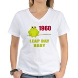 1960 Leap Year Baby Shirt