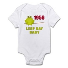 1956 Leap Year Baby Infant Bodysuit