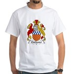 Chichester Family Crest White T-Shirt