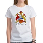 Chichester Family Crest Women's T-Shirt