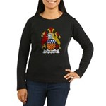 Chichester Family Crest Women's Long Sleeve Dark T
