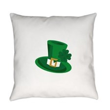 clover_hat_0001.wmf Everyday Pillow