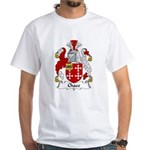 Chace Family Crest White T-Shirt