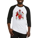 Chace Family Crest Baseball Jersey
