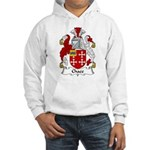 Chace Family Crest Hooded Sweatshirt