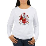 Chace Family Crest Women's Long Sleeve T-Shirt