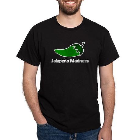 Jalapeno Madness Dark T-Shirt