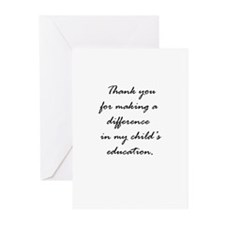 Personalized Greeting Cards (Pk of 10)