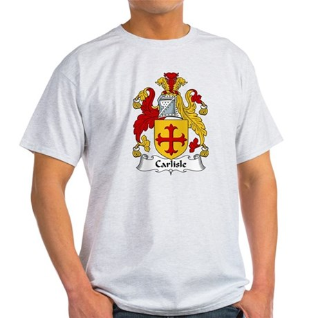 Carlisle Family Crest Light T-Shirt