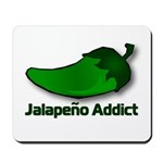 Jalapeno Addict Mousepad