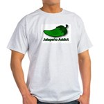 Jalapeno Addict Light T-Shirt