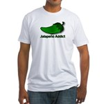 Jalapeno Addict Fitted T-Shirt