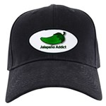 Jalapeno Addict Black Cap