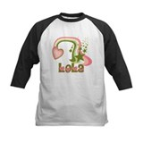 Rainbows & Stars Lola Personalized Tee