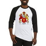 Capell Family Crest Baseball Jersey