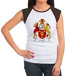 Capell Family Crest Women's Cap Sleeve T-Shirt