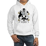 Campion Family Crest Hooded Sweatshirt