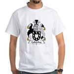 Calverley Family Crest White T-Shirt