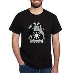 Calverley Family Crest Dark T-Shirt