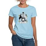 Calverley Family Crest Women's Light T-Shirt