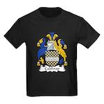 Calthorp Family Crest Kids Dark T-Shirt