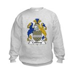 Calthorp Family Crest Kids Sweatshirt
