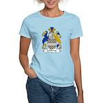 Calthorp Family Crest Women's Light T-Shirt