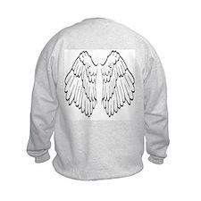 Oma's Little Angel Sweatshirt