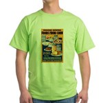 Foods from Corn (Front) Green T-Shirt