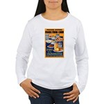 Foods from Corn (Front) Women's Long Sleeve T-Shir