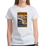 Foods from Corn (Front) Women's T-Shirt