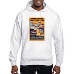 Foods from Corn Hooded Sweatshirt