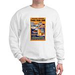Foods from Corn (Front) Sweatshirt