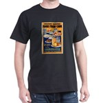 Foods from Corn (Front) Dark T-Shirt