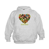 Love Vegetables Hoodie