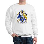 Burrows Family Crest Sweatshirt
