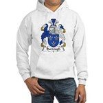 Burrough Family Crest Hooded Sweatshirt