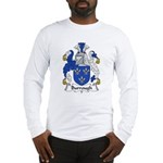 Burrough Family Crest Long Sleeve T-Shirt