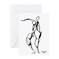 Mastectomy Alive Greeting Card