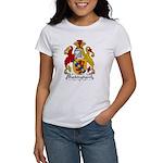 Buckingham Family Crest Women's T-Shirt
