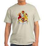 Buckingham Family Crest Light T-Shirt