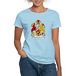 Buckingham Family Crest Women's Light T-Shirt