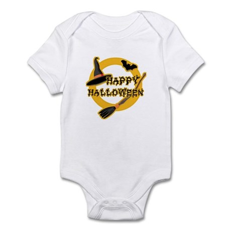Happy Halloween Infant Bodysuit