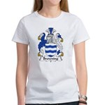 Browning Family Crest Women's T-Shirt