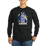Browning Family Crest Long Sleeve Dark T-Shirt