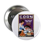 Corn Food of the Nation Button