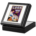 Corn Food of the Nation Keepsake Box