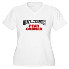 """""""The World's Greatest Pear Grower"""" T-Shirt"""