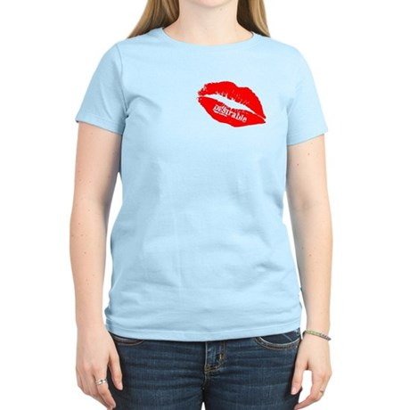 Be DESIrable Women's Light T-Shirt